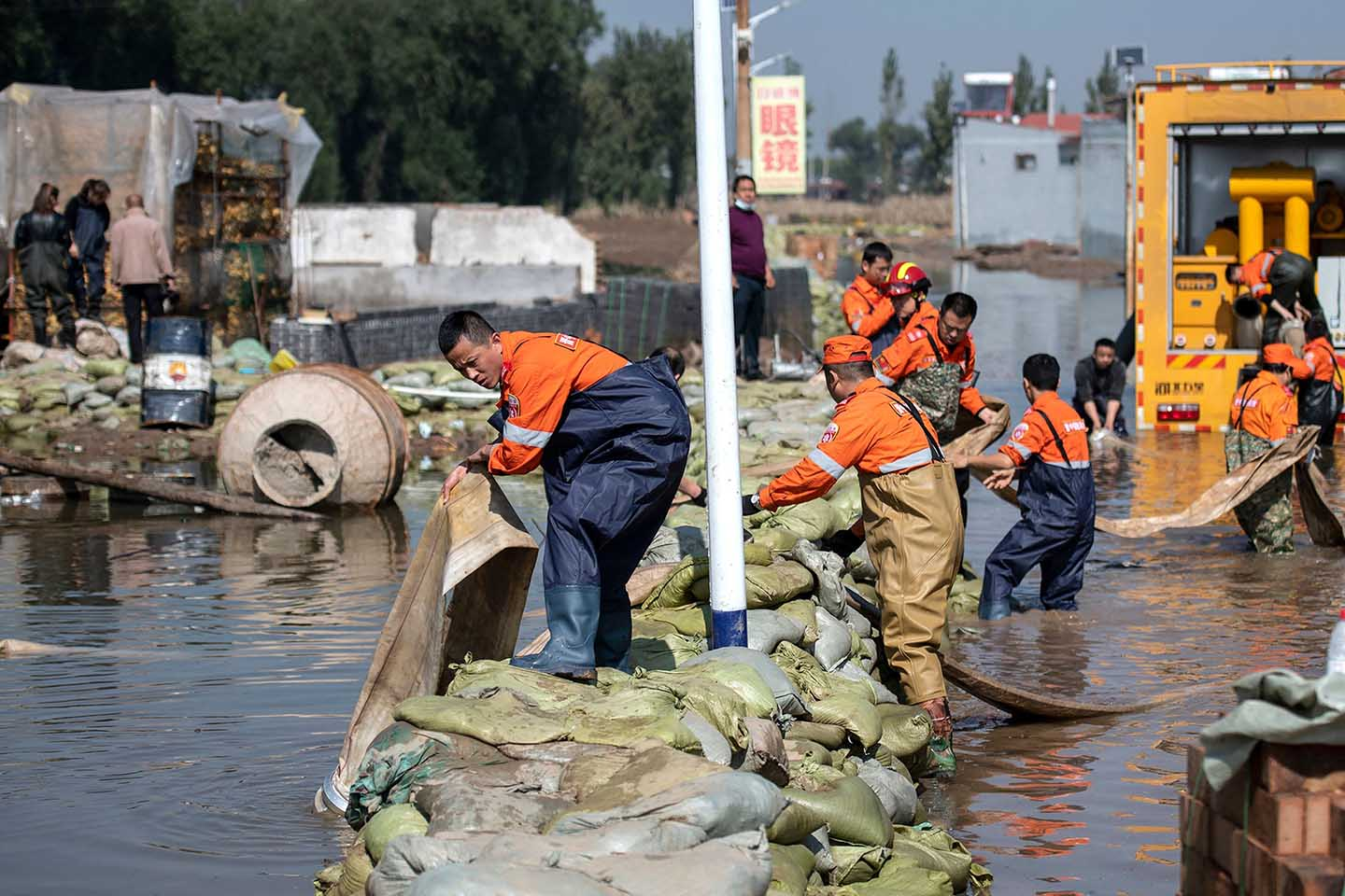 China's Biggest Coal-Producing Region Was Hit by Floods at the Worst Possible Time
